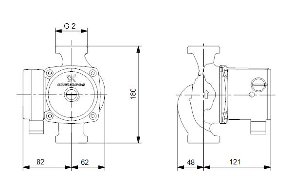 Grundfos Circulating Pump Wiring Diagram Best Wiring