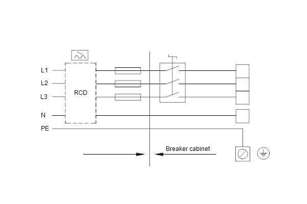 Схема подключений насосов HYDRO MULTI-E 2 CME3-03