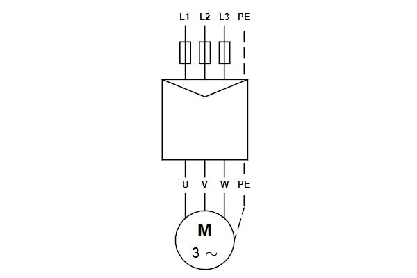 Схема подключений насосов SP 11-5N