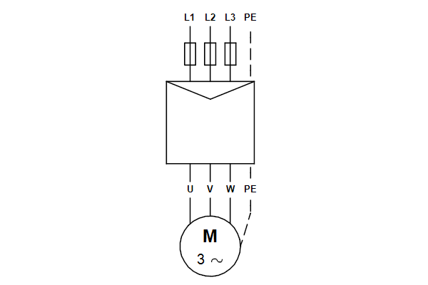 Схема подключений насосов SP 9-18NE