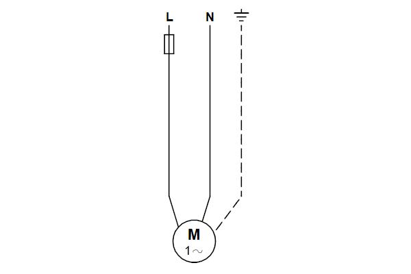 Схема подключений насосов ALPHA1 L 25-40 180