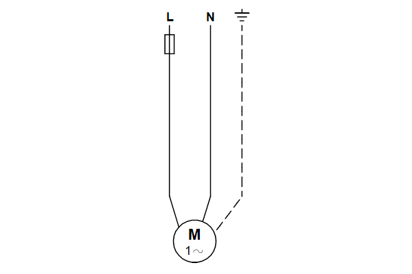 Схема подключений насосов ALPHA1 L 25-60 180