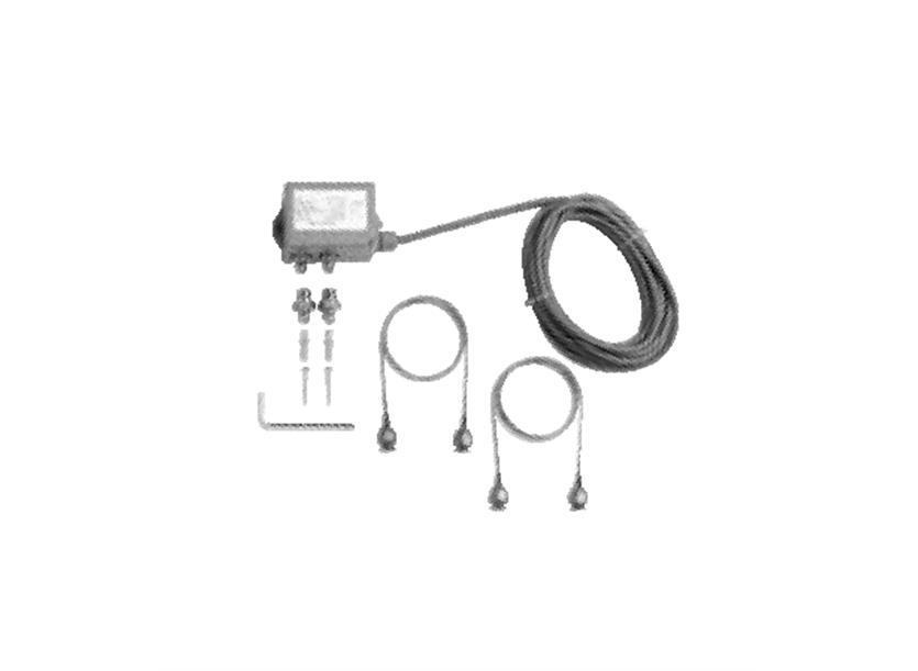 DP-T3E/60 differential pressure sensor, complete