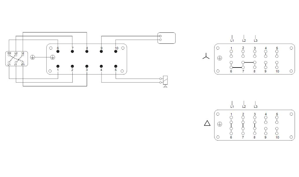 Grundfos MTH4-30/3 A-W-A-CVBV Vertical Immersible