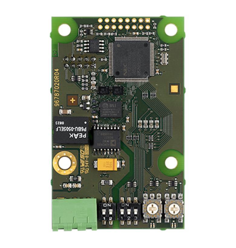 CIM 200 Modbus interface module