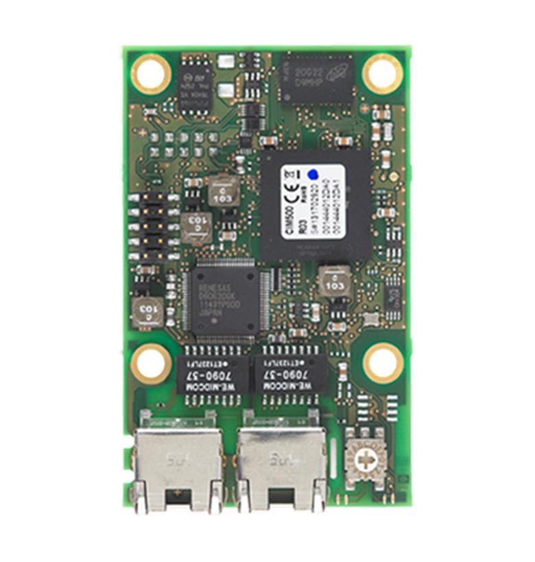 CIM 500 Ethernet, PROFINET, Modbus TCP, BACnet IP, GRM IP