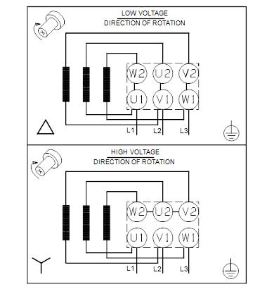 baldor brake wiring diagram baldor high voltage and low voltage wiring auto wiring diagrams  baldor high voltage and low voltage